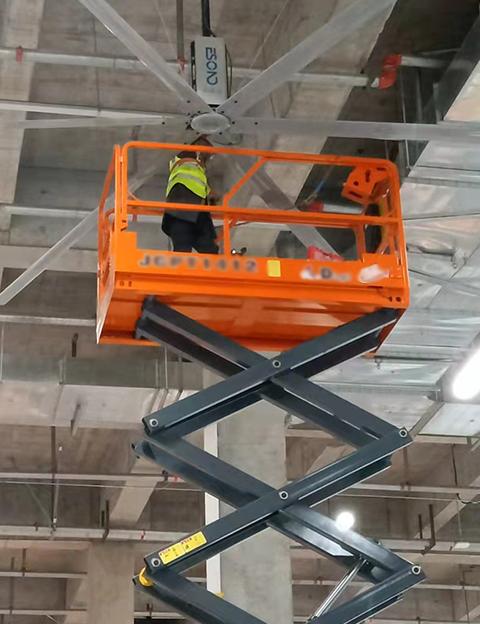 通风降温系统-规范施工安装