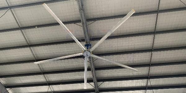 大型工业风扇的好坏如何辨别呢?