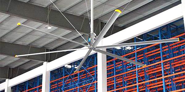 工业大风扇和负压风机的区别是什么?