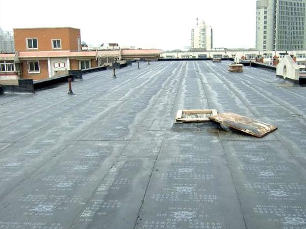 混凝土屋面维修系统
