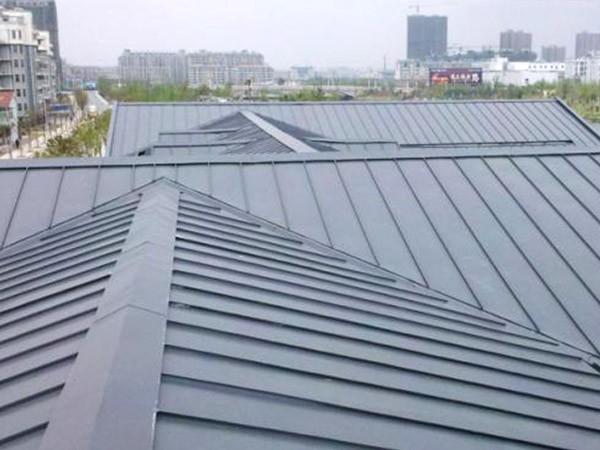 金属屋面翻新系统